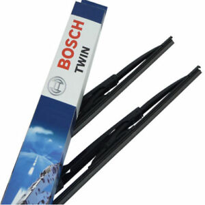 Bosch Windshield Wiper Twin for Saab 900 II Cabriolet - Front 530