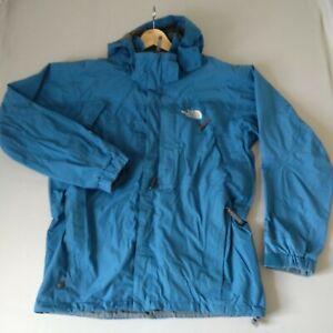 The North Face Men's Hoodie Jacket Coat Full Zip Size Medium M Blue