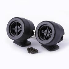 Half Dome Car Loud Speaker Tweeter High Efficiency Audio System w/Stand for iPod