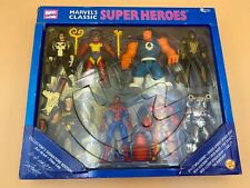 Toy Biz Marvel GREATEST SUPER HEROES Set of 8 Action Figure Play Set 1996
