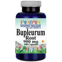 Bupleurum Root 900mg 180 Caps