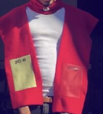 raf simons Red sweater / Turtleneck