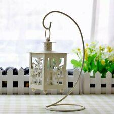 Lantern Port Candles Tealight Shabby Cream Lanterns Candlestick Wedding Favors