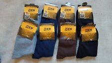 mens socks dark blue