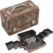 Hiker Hk3201Lpbr Leopard Pro Makeup Case
