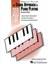 Chord Approach to Pop Piano Playing Complete Piano Technique Piano NEW 050482138