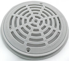 "8"" Swimming pool floor drain round sp-1030 water pipe fittings"