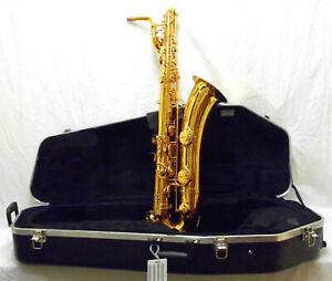 1965 Selmer Mark VI Baritone Saxophone - Completely Restored and Beautiful!!
