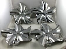 Neeper Wheels Chrome Custom Wheel Center Caps Set of 4 # 10698