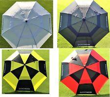 Regenschirm Golfschirm Partnerschirm XXL riesig 8-teilig Doppeldach+Ventilation