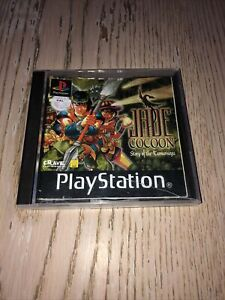 Jeu Jade Cocoon Sony Playstation Ps1 Pal 100% Fr Ps One Rare Rétro Ps2 Ps3