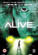 Alive DVD New & Sealed
