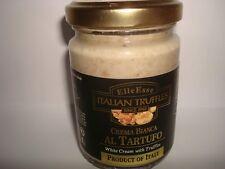 Trüffel weiße Alba Trüffel Trüffel Soße Crema con Tartufo bianco aus Italien !