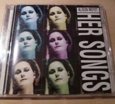 'HER SONGS' Alison Moyet Very rare Promo CD album