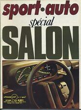 SPORT AUTO n°177 OCTOBRE 1976 avec encart et poster MATRA BAGHERRA S TRIUMPH TR7