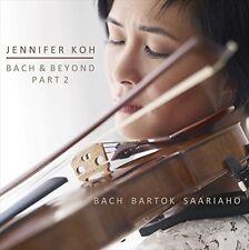 J.S. Bach / Jennifer Koh - Bach & Beyond Part 2 [New CD]
