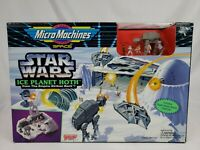 *NEW SEALED* Star Wars Ice Planet Hoth Micro Machines Empire Strikes Back Galoob