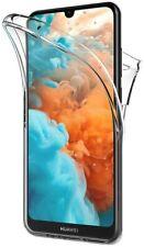 Pour Huawei Y5 2019 Coque Gel 360 avant + Arrière Protection INTEGRAL