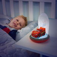 DISNEY CARS LIGHTNING MCQUEEN 3 IN 1 MAGIC GO GLOW NIGHT LIGHT / TORCH KIDS NEW