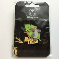 DS - The Jungle's a Blast - Mowgli and Baloo The Jungle Book Disney Pin 57408