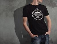 New Russian Orthodox Church Union Orthodoxy or Death Logo T-shirt