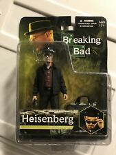 Breaking Bad Heisenberg Collectable Action Figure Moc Mezcotoys
