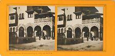 FRANCE Paris Exposition Universelle 1900 Pavillon Bosnie Photo Stereo PL60L12