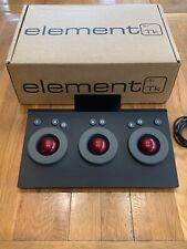 Tangent Element 3U TK Colour Grading Control Panel - boxed.