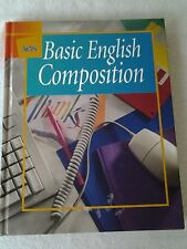AGS Basic English Compostion Student Textbook ISBN# 0785423001 Homeschool