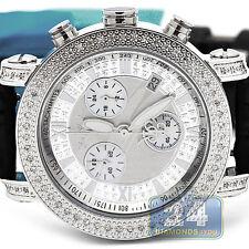 Joe Rodeo Passion 0.60 ct Diamond Bezel Silver Dial Womens Watch JPA7