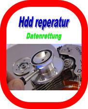 Festplatte Defekt / Kaputt daten retten / Festplatte reparieren / datenrettung