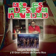 Gran Combo De Puerto Rico : Asi Es Nuestra Navidad CD