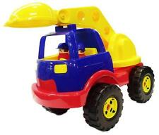 Jumbo DIGGER sandpit sand and water toy backyard trucksandbox crane