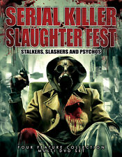 Serial Killer Slaughter Fest: Stalkers, Slashers and Psychos - MULTI DVD SET