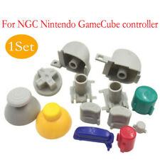 Replacement Buttons Caps Thumb Touch Keys Parts for Nintendo Gamecube Controller