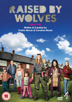 Raised By Wolves: Series 1 DVD (2015) Rebekah Staton cert 15 ***NEW***