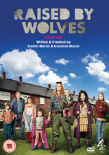 Raised By Wolves: Series 1 DVD (2015) Rebekah Staton ***NEW***