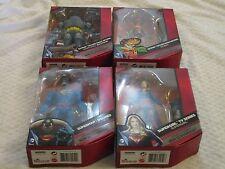DC Comics Multiverse New 52 Doomsday Lot of 4 Superman Supergirl Batman Robin
