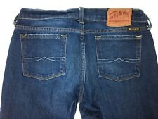 Lucky Brand Jeans Women's Size 6/28 Long Zoe Boot Cut Flare Dark Wash (bs1)