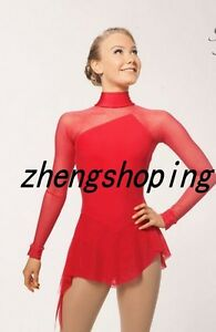 Figure Skating Dress/Competition  Ice Skating Dress Customizable 8947-3
