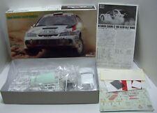 1998 SAFARI RALLY WINNER HASEGAWA MITSUBISHI CARISMA GT 1/24 KIT ***COMPLETE***