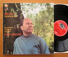 ASD 3063 Nielsen Symphony no. 5 Paavo Berglund Bournemouth Symphony 1975 NM/EX