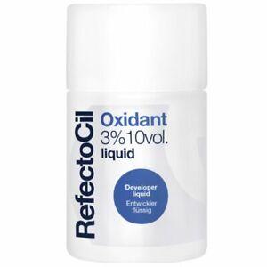 Refectocil Oxidant Liquid 3% 10 Vol Eyelash Tint Developer 100ml