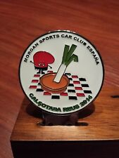 Morgan Sport Car Club meeting Spain for tasting a Calçotada in Reus 2014.