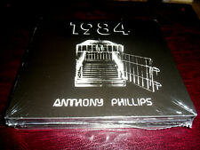 ANTHONY PHILLIPS - 1984 - 2 CD & DVD DELUXE EDITION - ex GENESIS - NEW & SEALED