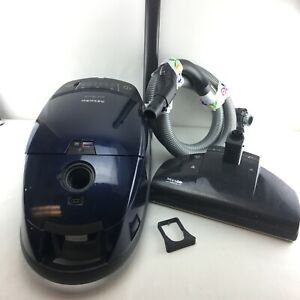 MIELE BLUE MOON S658 The Most Powerfull MIELE Vacuum Ever Hoses+Accessorie - Q01