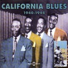 California Blues 1940-1948 - Compilations (1999, CD, Frémeaux) SEALED