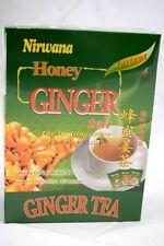 Nirwana Honey Ginger Instant Tea 20 Sachets