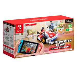 Mario Kart Live Home Circuit Mario Set Switch Game NEW