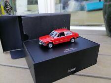 BMW 323i E21 1975 Hennarot 1:43 Minichamps diecast AS NEW IN DEALER BOX RARE
